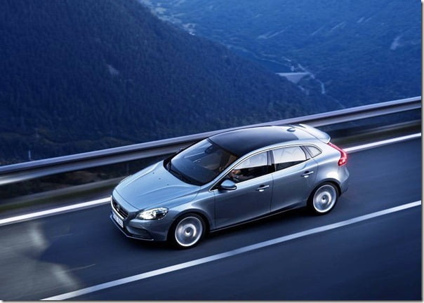 Volvo V40 Official Picture (5)