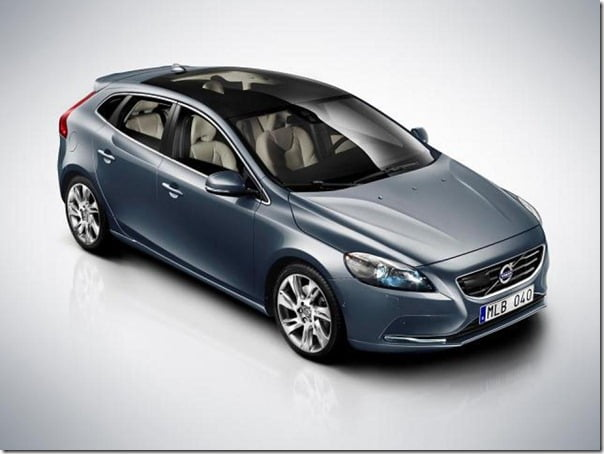 Volvo V40 Official Picture
