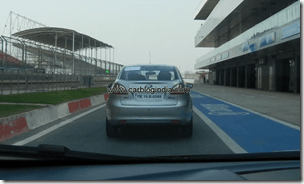 Ford Fiesta 2012 PoweShift Automatic Track Test Drive (1)