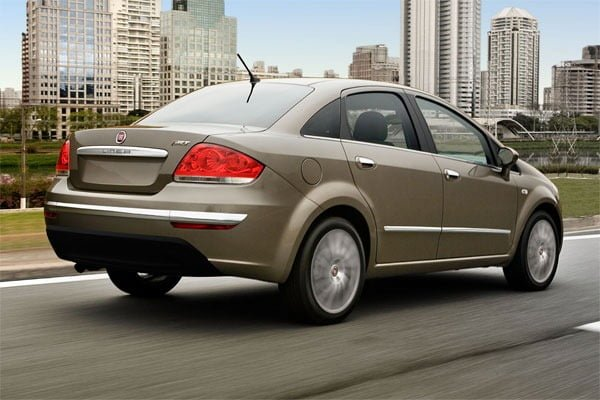 2014 Fiat Linea Price Features Pictures Amp Video