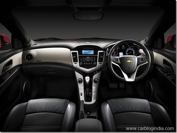 Cruze Dashboard Shot