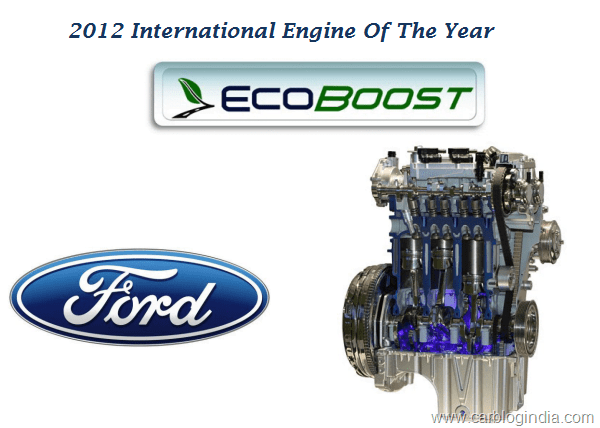 Ford EcoBoost Engine Has Flexible Displacement