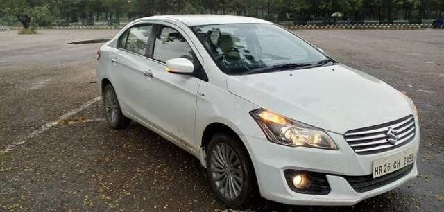 maruti ciaz price images front angle