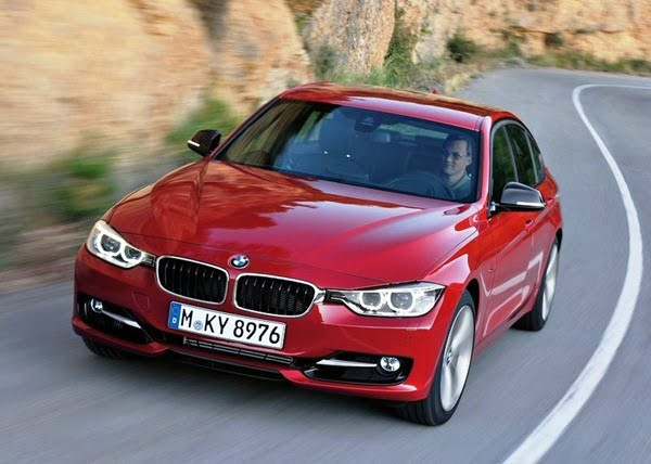2012 BMW 3 Series 6th Generation (1)