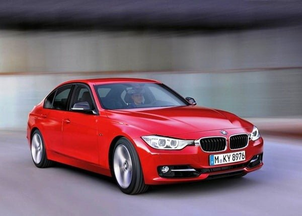 2012 BMW 3 Series 6th Generation (5)