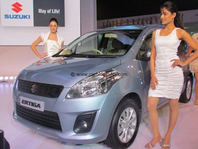 Maruti Ertiga Automatic Launch Possible In 2013