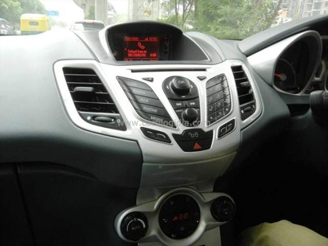 New Ford Fiesta PowerShift Automatic (35)