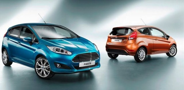 2013 Ford Feista Hatchback (8)