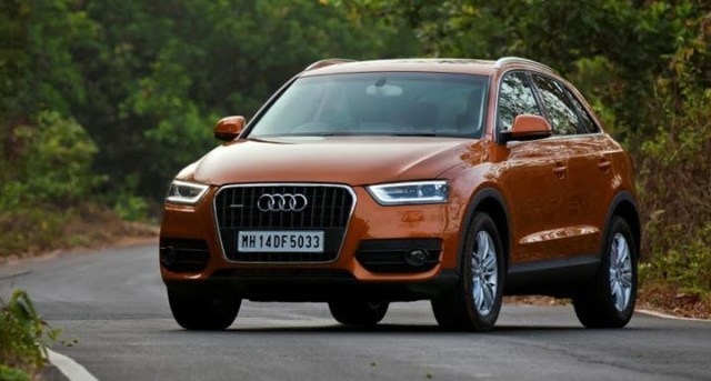Audi Q3 Prices Increased In India