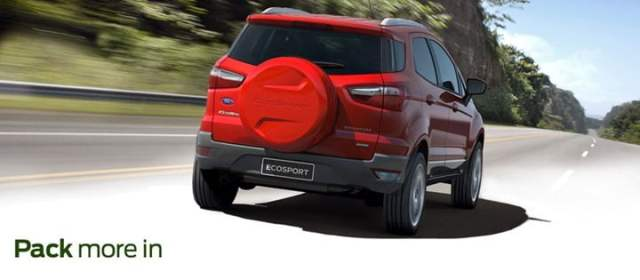 Ford EcoSport Launch In India In 2013