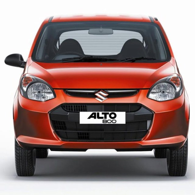 Maruti Alto Official Pictures (2)