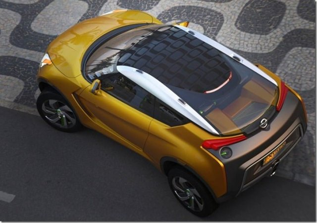 Nissan Extrem Concept Crossover Brazil top