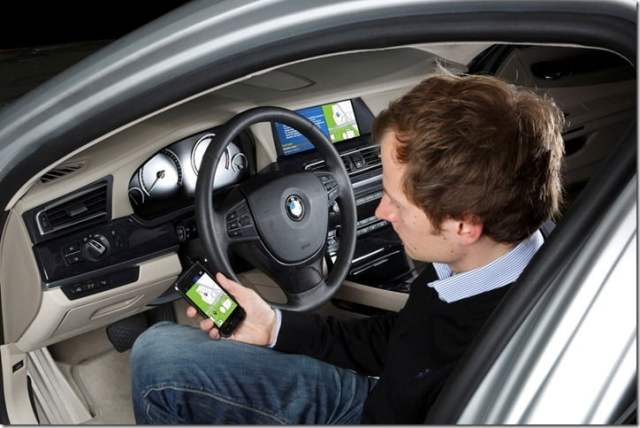 BMW Webinos Open Source Platform
