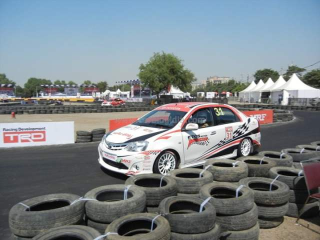Toyota Etios Motor Racing Weekend (168)