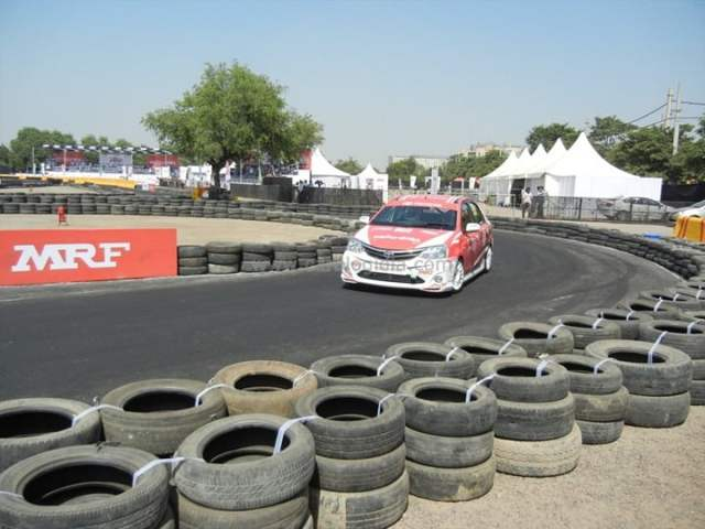 Toyota Etios Motor Racing Weekend (177)