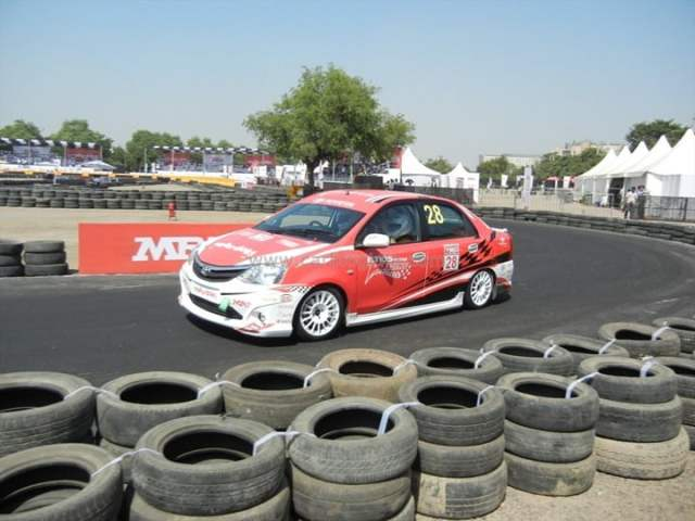 Toyota Etios Motor Racing Weekend (178)