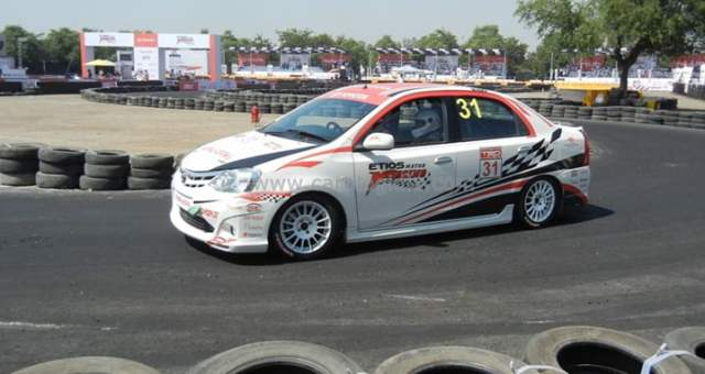Toyota Etios Motor Racing Weekend (208)