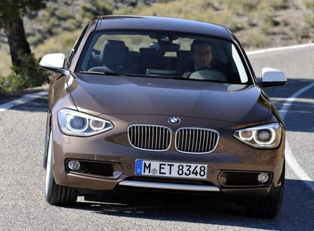 BMW 1 Series India Launch Confirmed