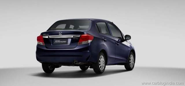 Honda Amaze Diesel India Official Pictures (17)