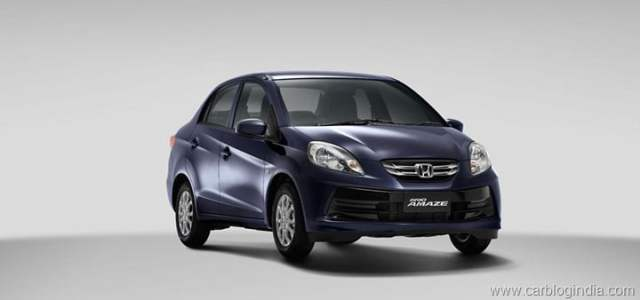 Honda Amaze Diesel India Official Pictures (8)