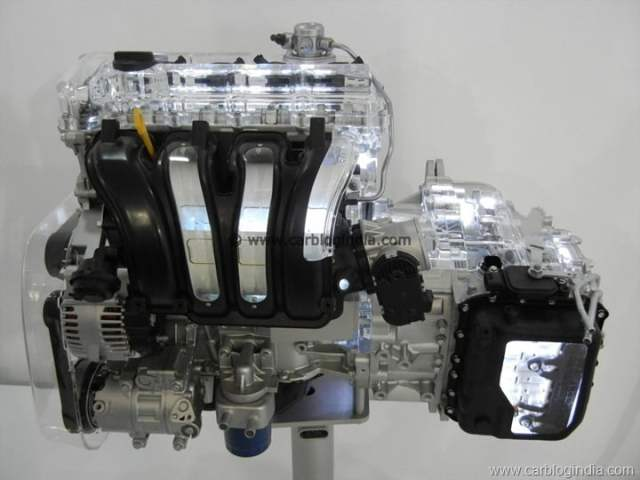 Hyundai Engine