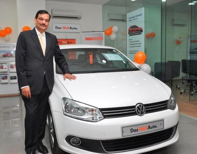 Volkswagen Das WeltAuto Launched In India