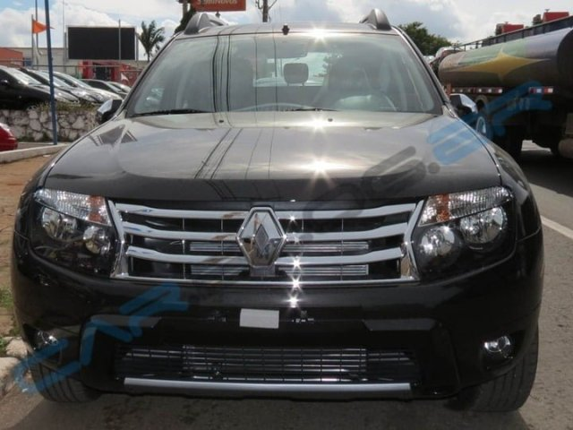 Renault Duster Automatic Brazil TechRoro front