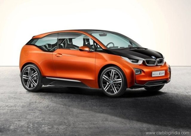 2012 BMW i3 Coupe Concept (8)