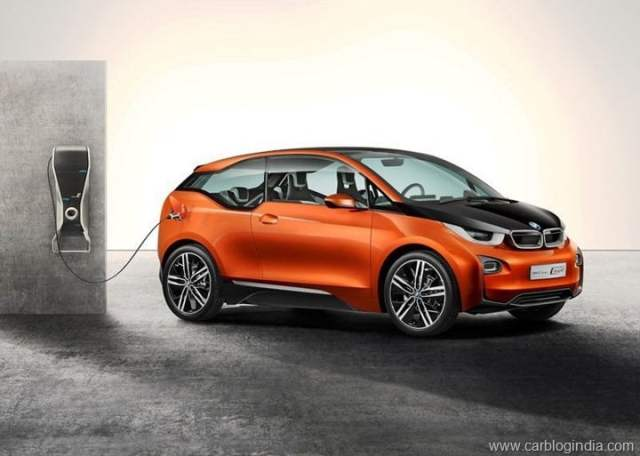 2012 BMW i3 Coupe Concept (9)