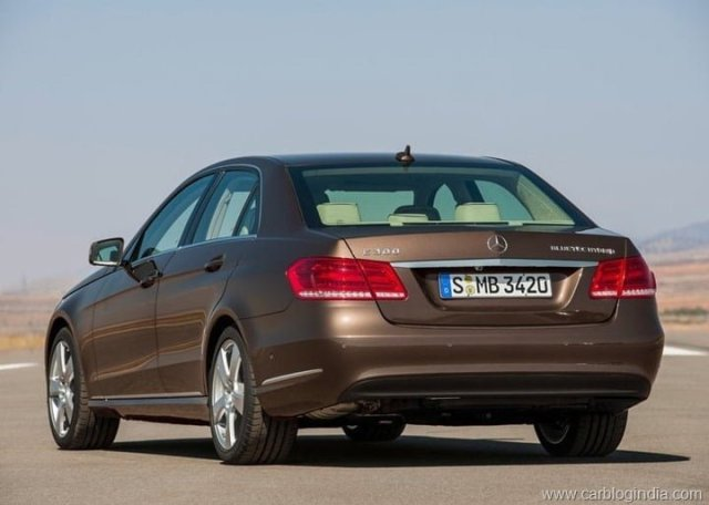 2013 Mercedes E Class New Model (3)