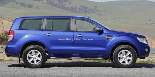 2014 Ford Endeavour (3)