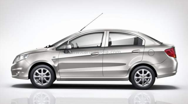Chevrolet Sail Features and Price India