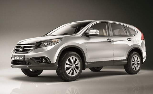honda cr v diesel could be launched in india in 2015. Black Bedroom Furniture Sets. Home Design Ideas