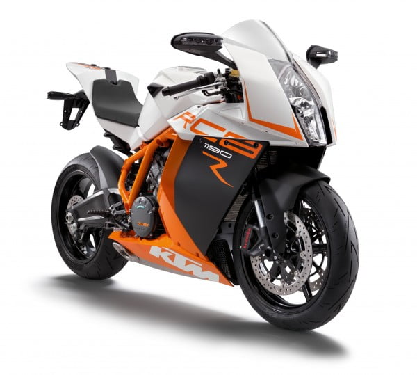 KTM Fully Faired Motorcycle