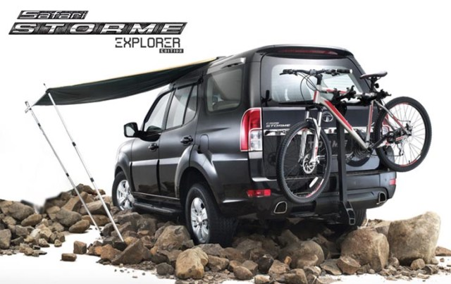 Tata Safari Storme Explorer Edition Features