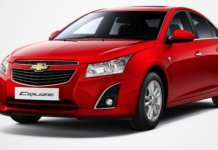 2013 Chevrolet Cruze Facelift Featured Image