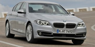 2014 BMW 5 Series Featured Image