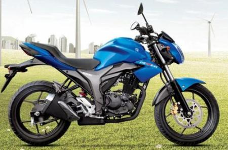 best bike in india 2016 - suzuki-gixxer