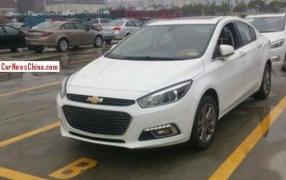 2014 Chevrolet Cruze Facelift