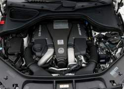 2013 Mercedes-Benz GL63 AMG Engine