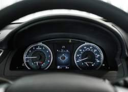 2015 Toyota Camry Interior Instrument Cluster