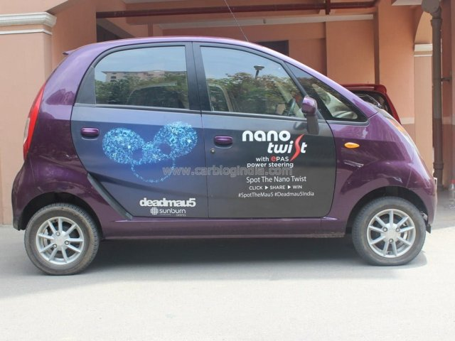 Tata Nano Twist Review (31)