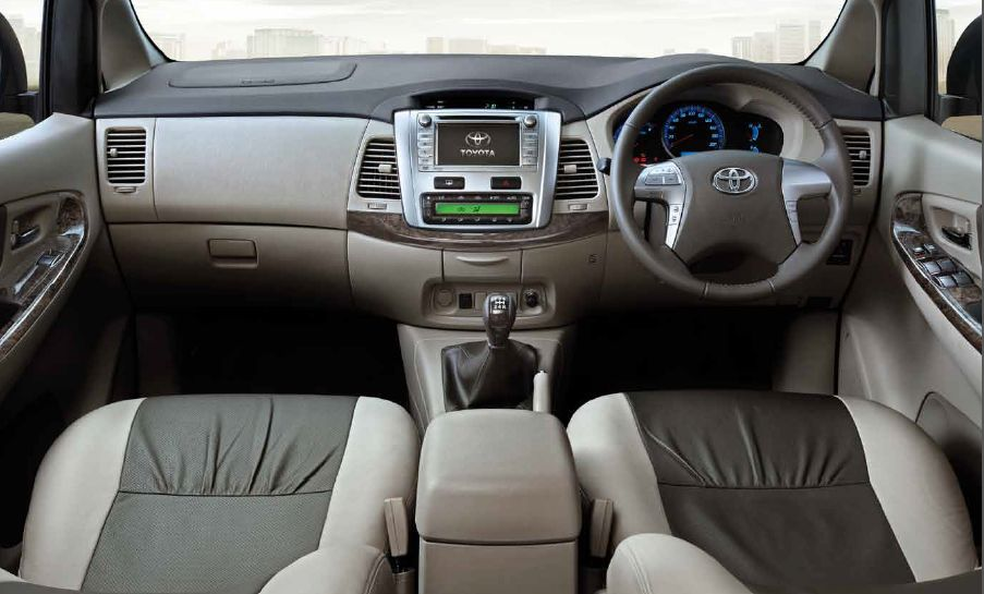 toyota innova old vs new innova crysta 2016 comparison. Black Bedroom Furniture Sets. Home Design Ideas