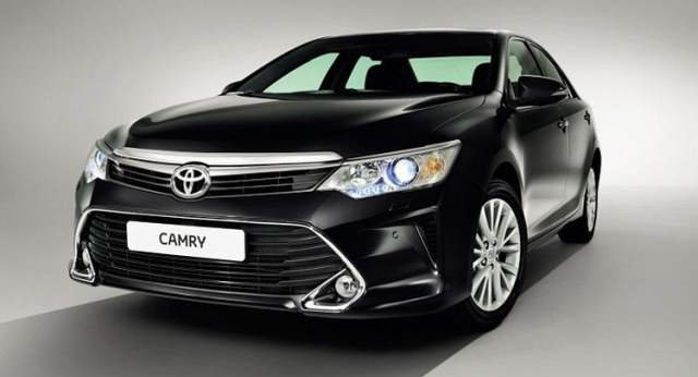 Toyota Camry 2015 facelift (6)