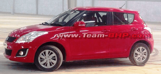 2014 Maruti Swift New Model