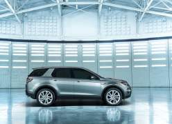 2015 Land Rover Discovery Sport Right Side Profile