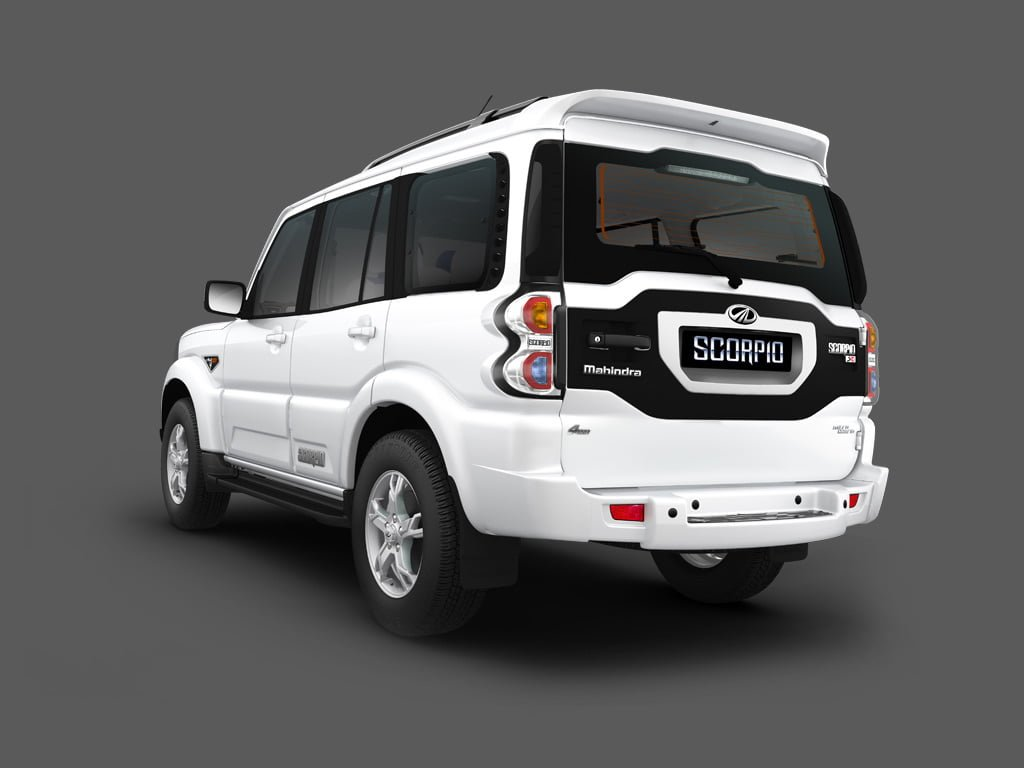New Mahindra Scorpio Automatic Pics Launch Price Details
