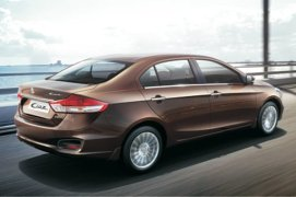 Maruti Ciaz India Official Pictures (3)