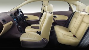Skoda Rapid Facelift Interior Cabin
