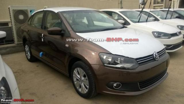 Volkswagen Vento Diesel Automatic Front Right Quarter